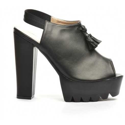 Sandale Asia Negre 2
