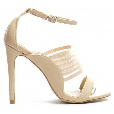 Sandale Bertana Bej