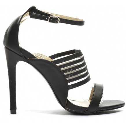 Sandale Bertana Negre