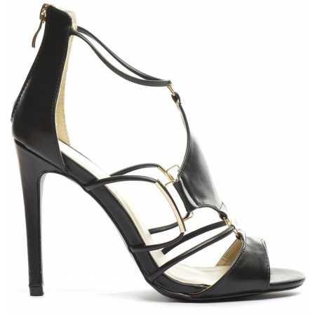 Sandale Elisia Negre