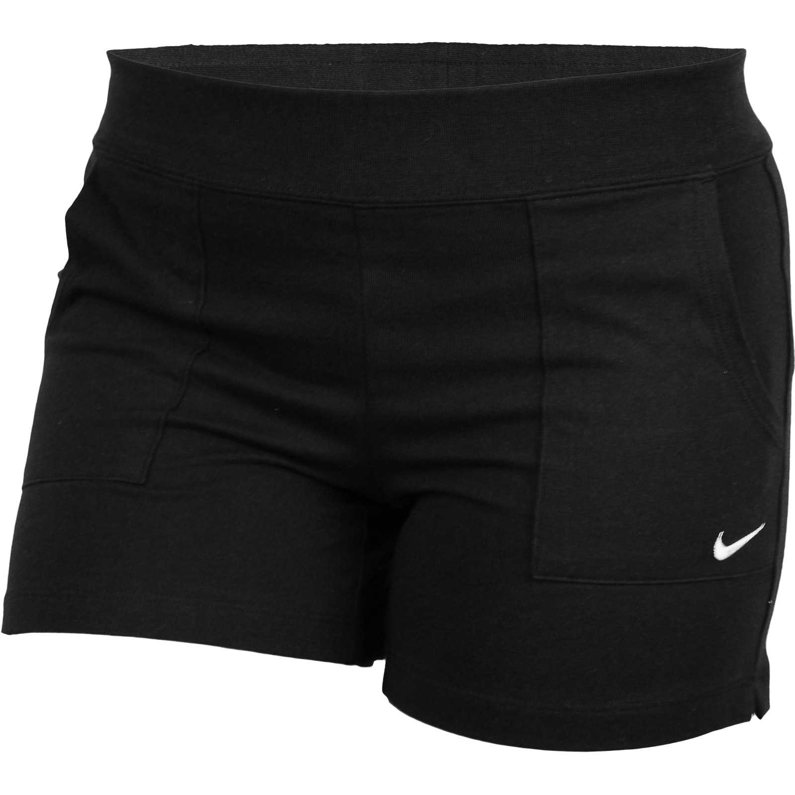 Pantaloni scurti copii Nike N40 Jersey YTH 588992-010