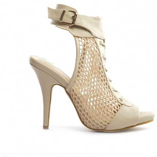 Sandale Polon Bej