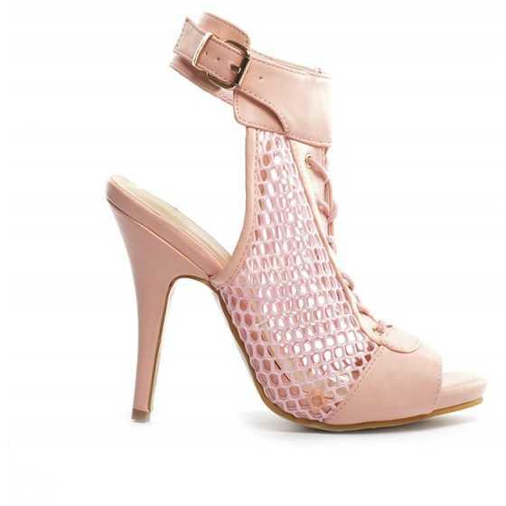 Sandale Polon Roz