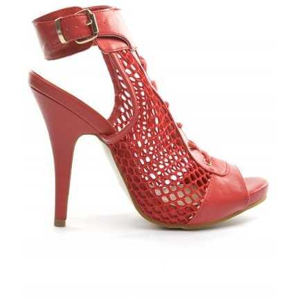 Sandale Steel Rosii