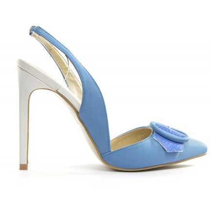 Sandale Web Albastre