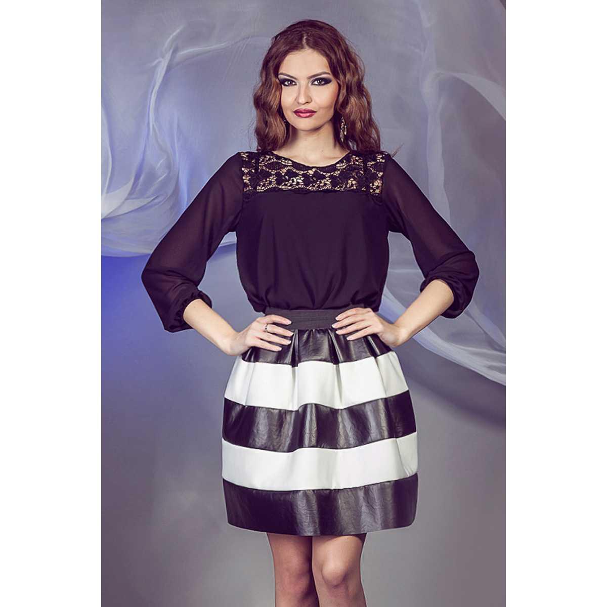 Bluza Lisa Neagra