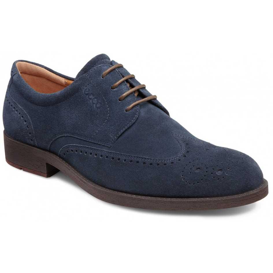 Pantofi barbati moderni business piele ECCO Birminghan