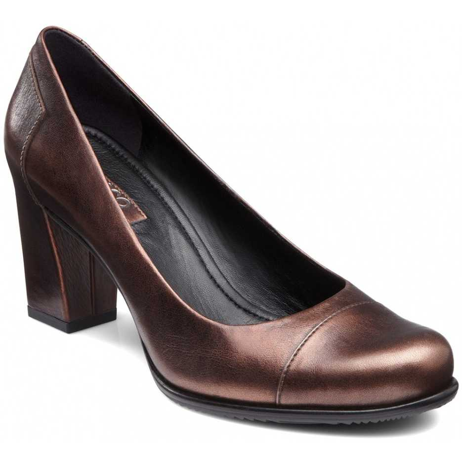Pantofi maro eleganti si comozi ECCO Reyes