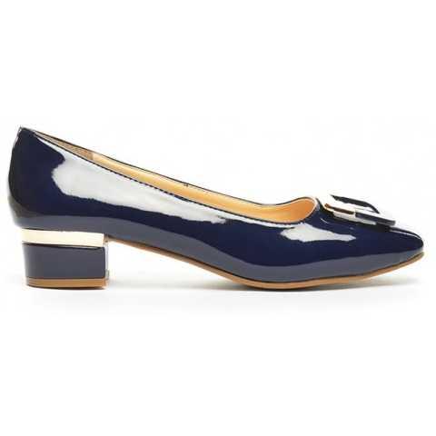 Pantofi Sabina Bleumarin