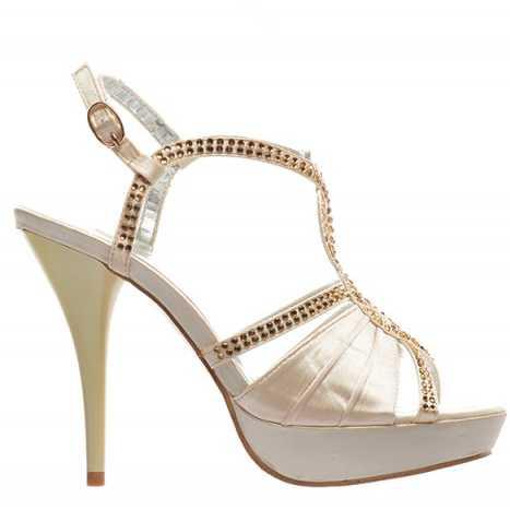 Sandale Rianda Bej