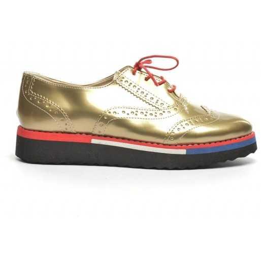 Pantofi Sport Barbero Aurii