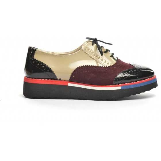 Pantofi Sport Barbero Bej