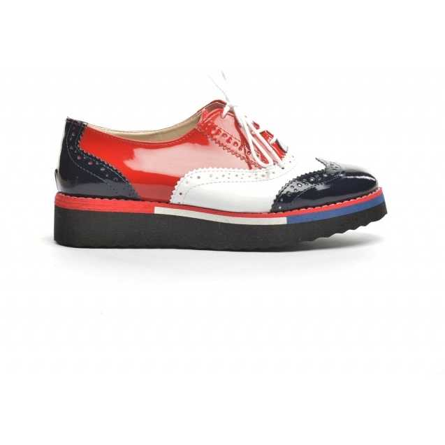 Pantofi Sport Barbero Rosii