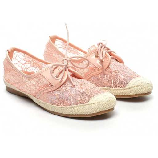 Pantofi Sport Fan Roz
