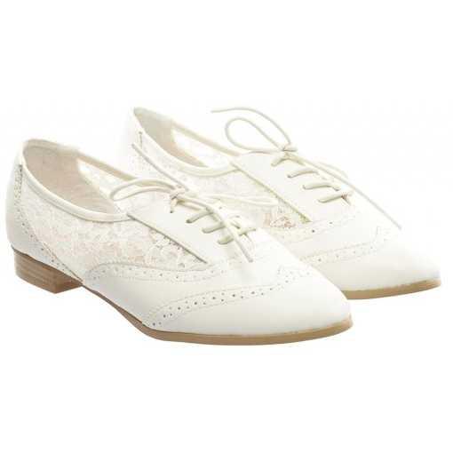 Pantofi Sport Nisa Albi