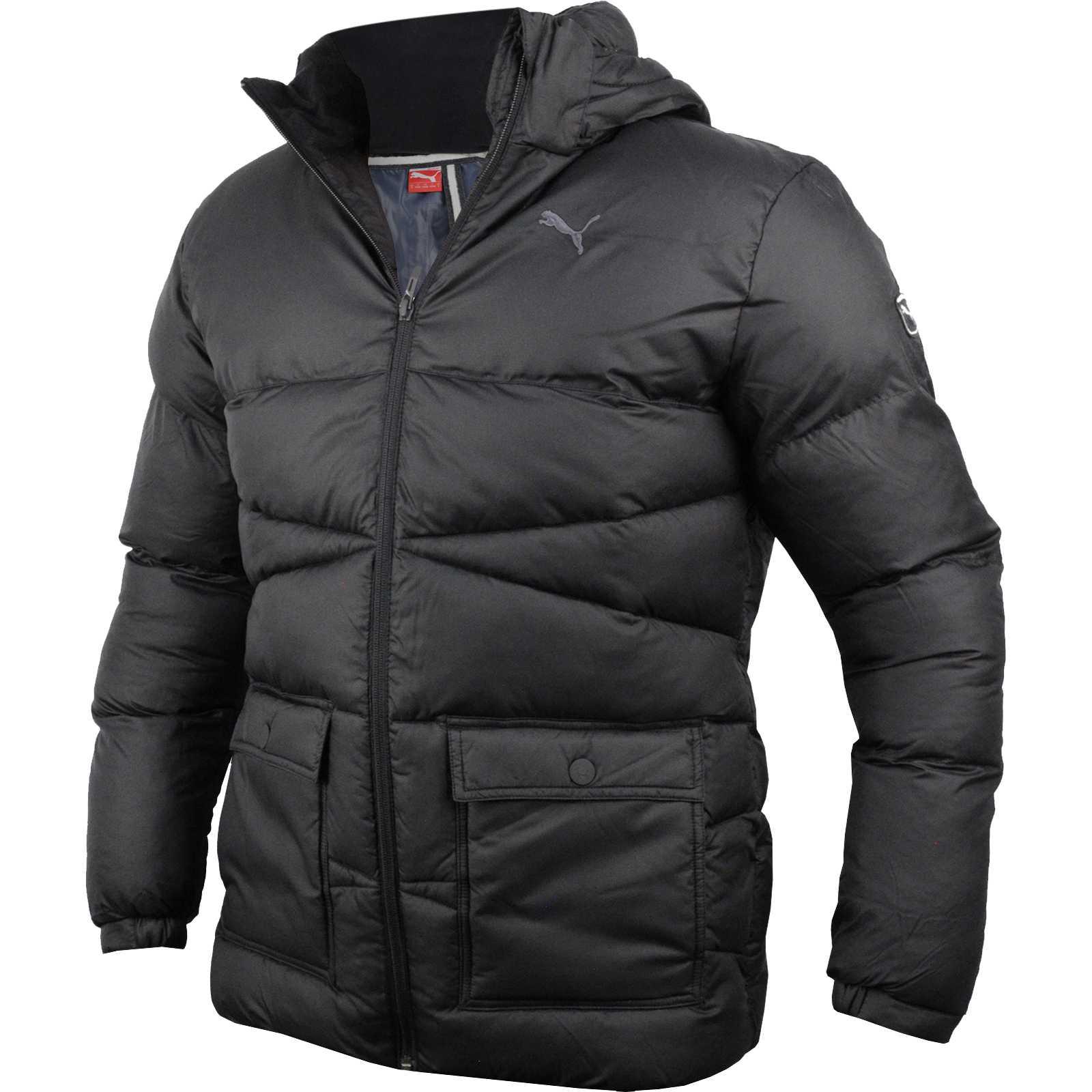 Geaca barbati Puma ESS Bulky Jacket 83010001