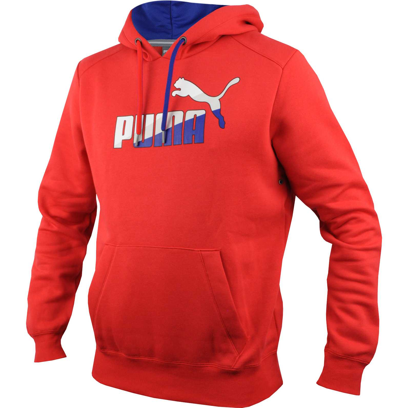 Hanorac barbati Puma Fun Graphic Hooded Sweat FL 83411105