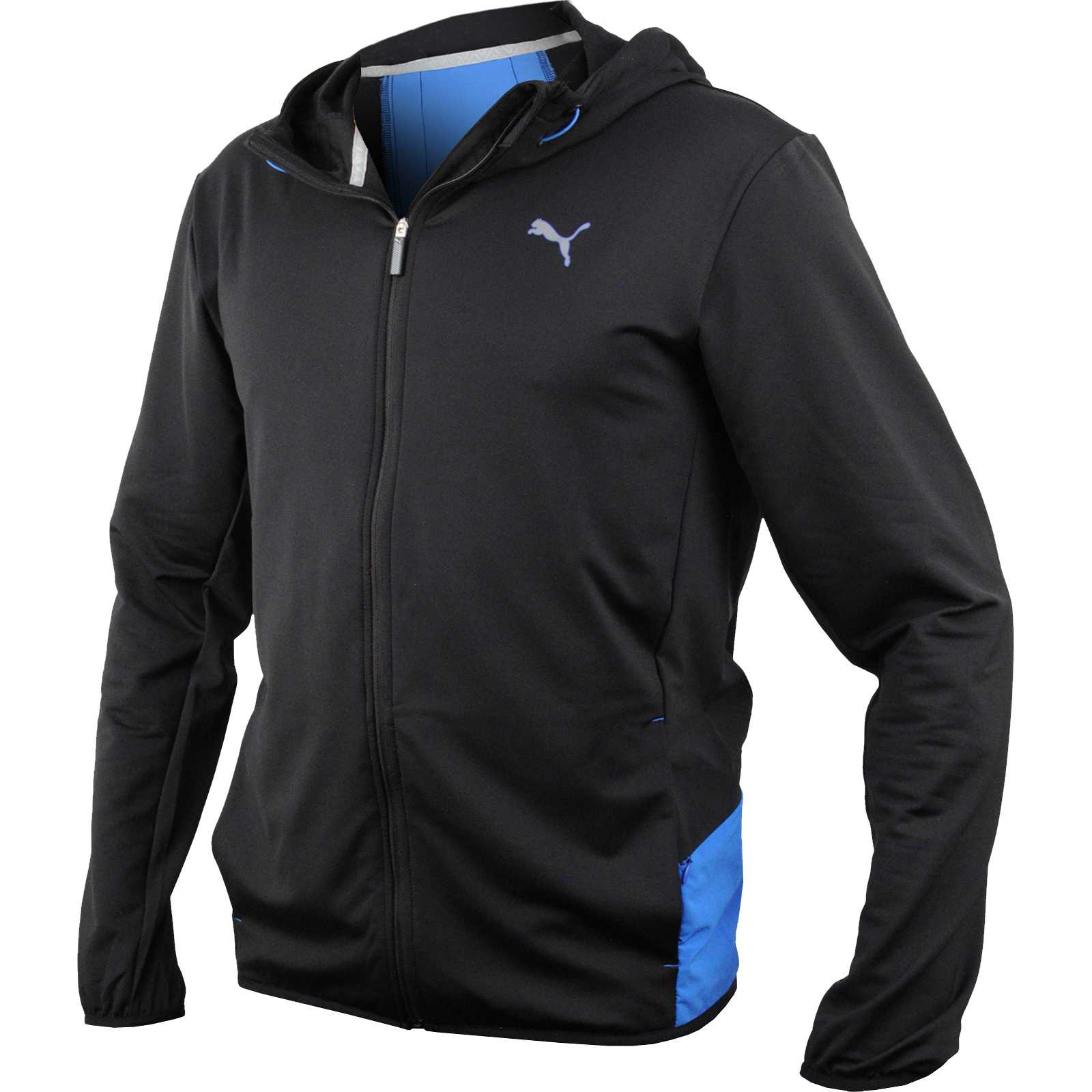 Hanorac barbati Puma PT AT Cool FZ Hoodie 51274101