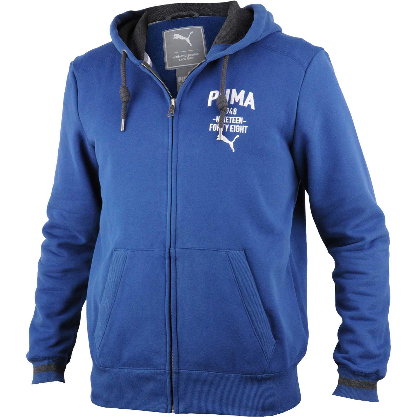 Hanorac barbati Puma Style ATHD Hd Sweat Jkt FL 83412311