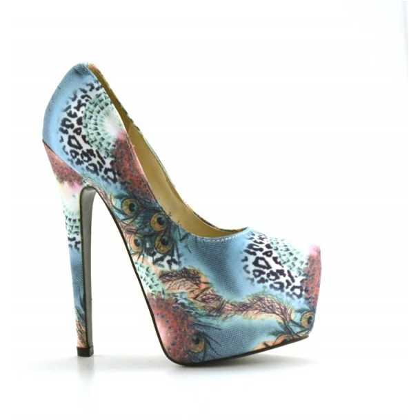 Pantofi Antonia Verzi