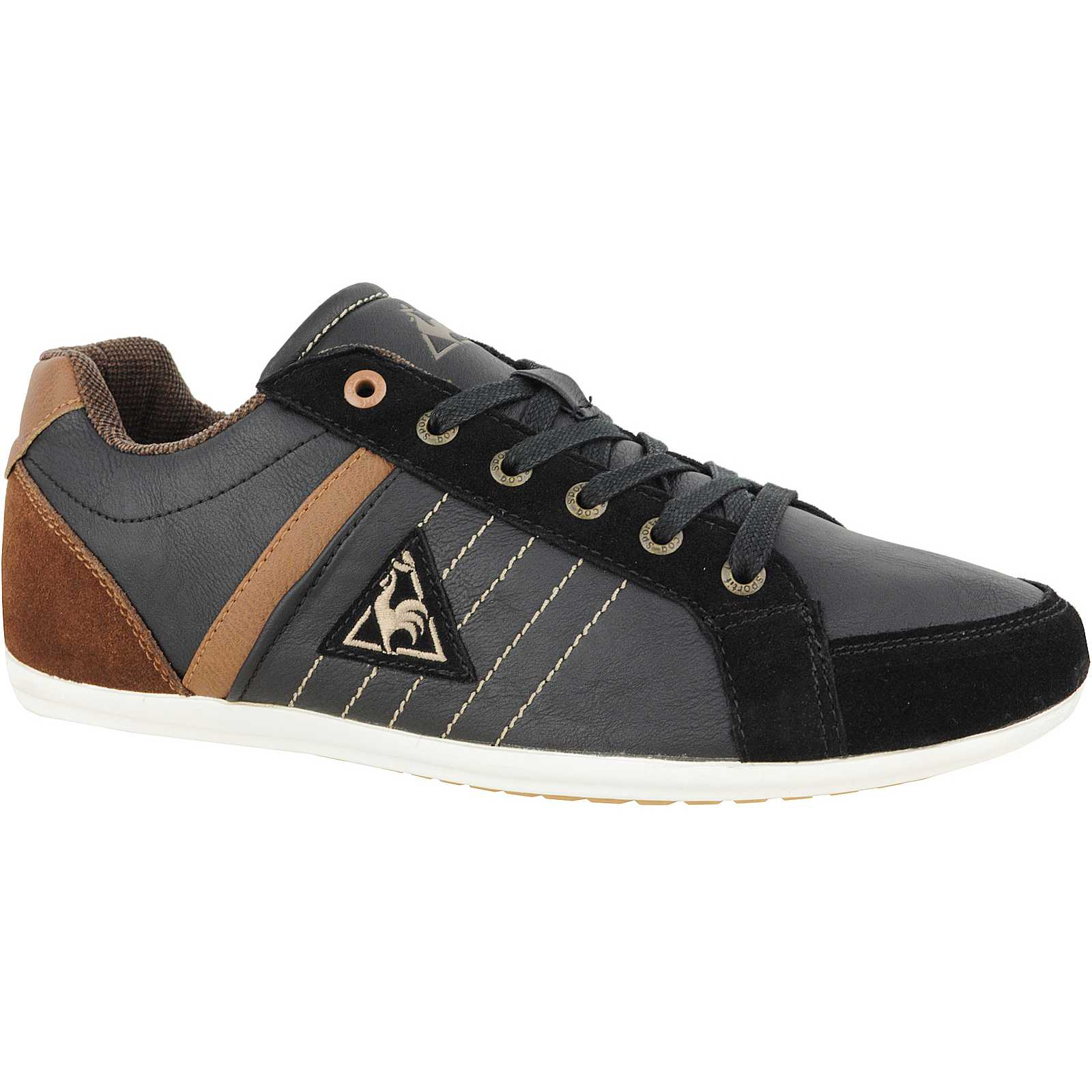6855cc95aa4cc5 Reducere Pantofi casual barbati Le Coq Sportif Verne Low Sr 0101175825Y