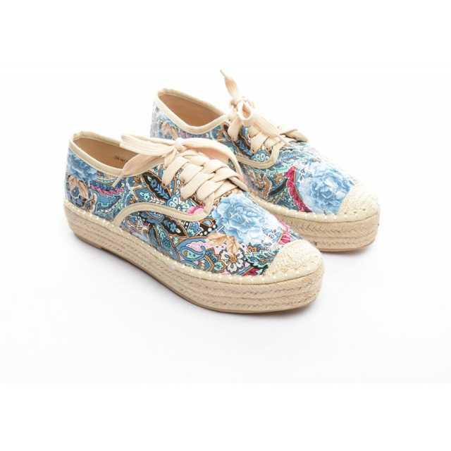 Pantofi Casual Timoni Albastri