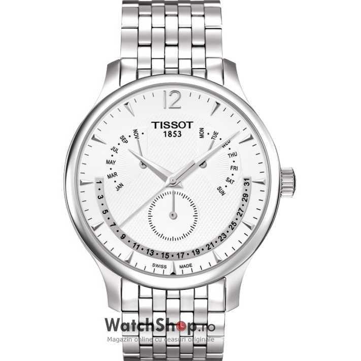 Ceas Tissot T-CLASSIC T063.637.11.037.00 Tradition Perpetual Calendar