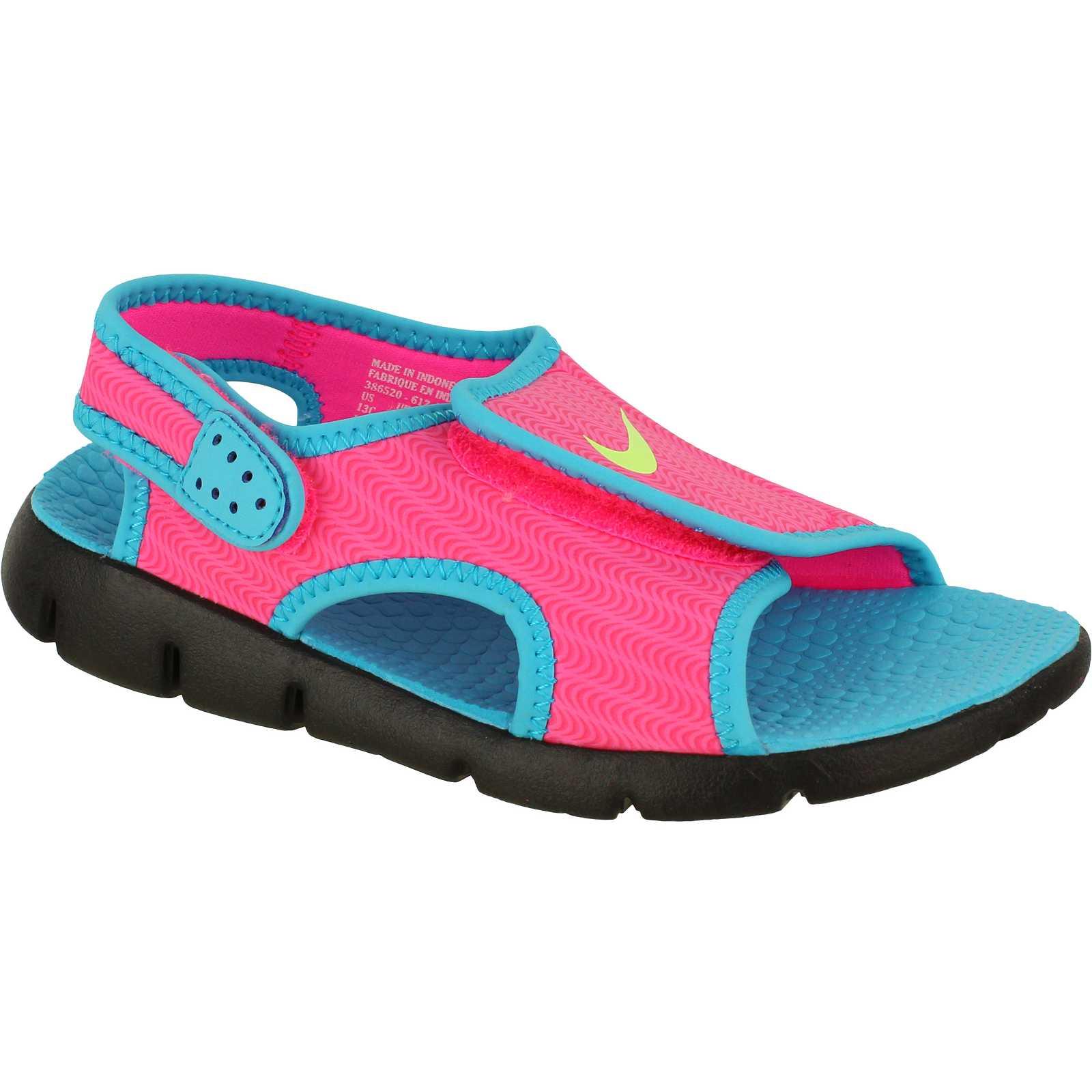 Sandale copii Nike Sunray Adjust 4 GSPS 386520-612