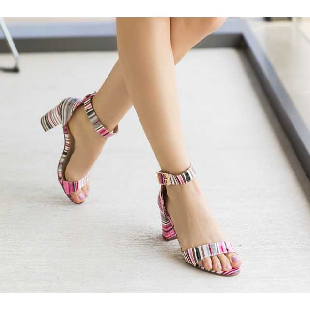 Sandale Nureni Roz