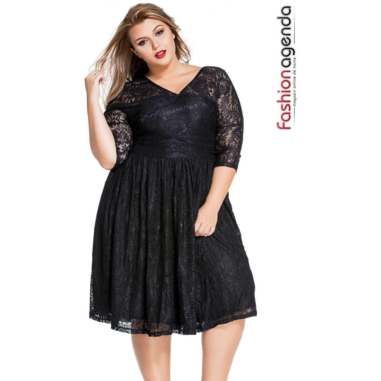 Rochie XXL Desire 66 Black