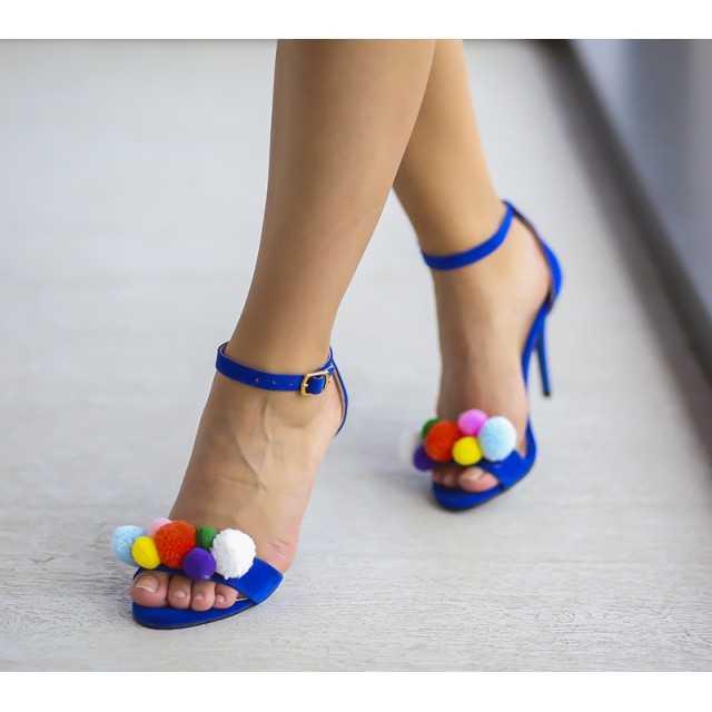Sandale Bumba Albastre