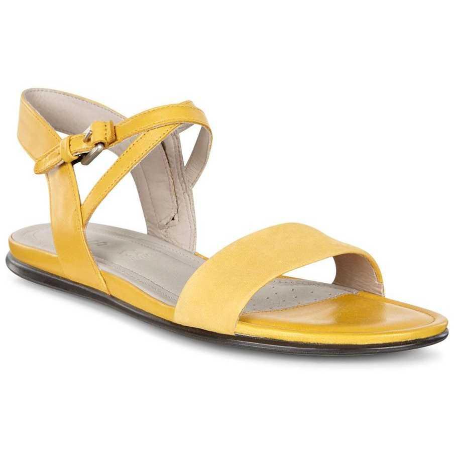 Sandale casual dama ECCO Touch (Saffron)