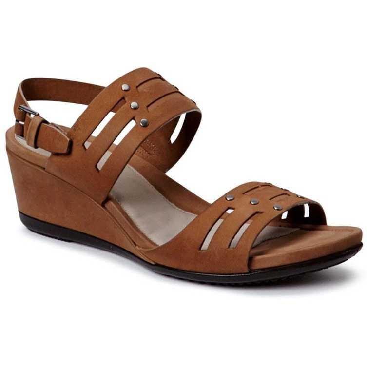 Sandale elegante dama ECCO Touch 45 (Maro)