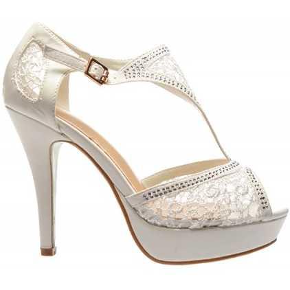 Sandale Mimina Albe