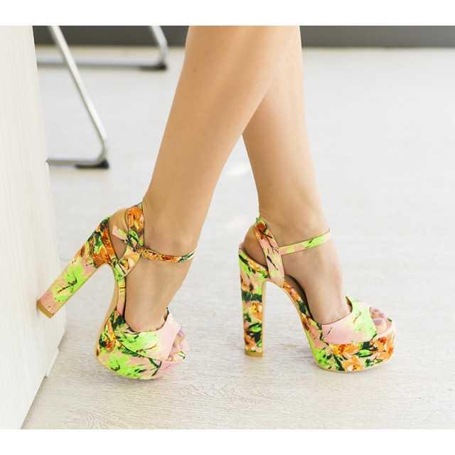 Sandale Urbon Roz