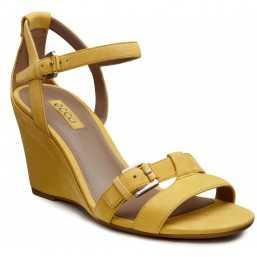Sandale elegante dama ECCO Rivas 75 (Galbene)