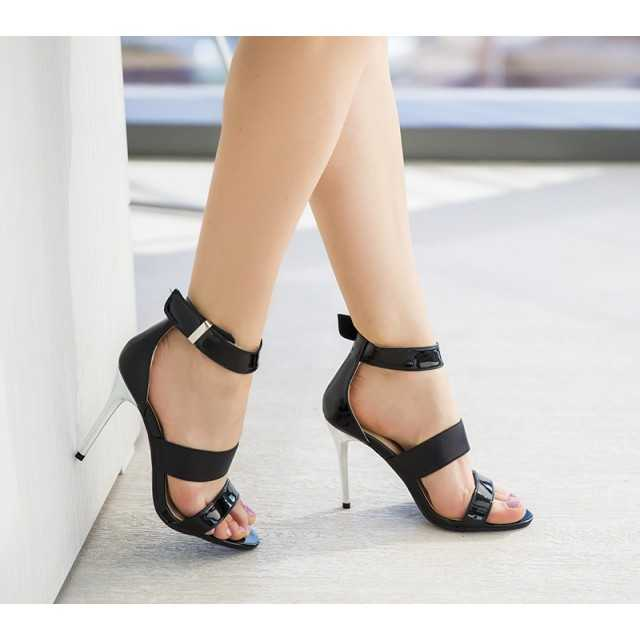 Sandale Ledifo Negre