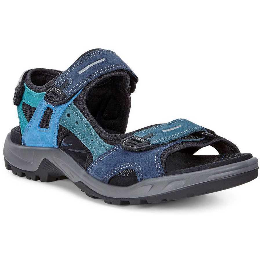 Sandale sport barbati ECCO Offroad (Albastru / Multicolor)