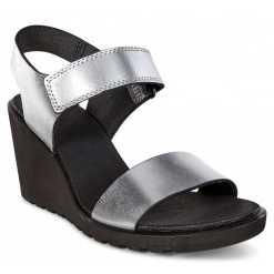 Sandale casual dama ECCO Freja (Silver Metallic)