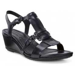 Sandale casual dama ECCO Touch 45 WS (Black)