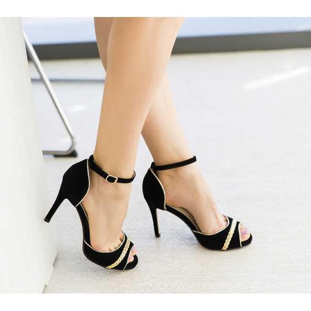 Sandale Coby Negre 2