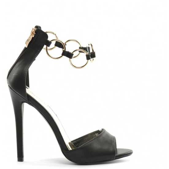 Sandale Moda Negre
