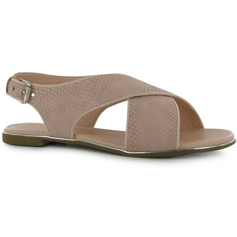 Sandale sic, de culoare bej-Miso