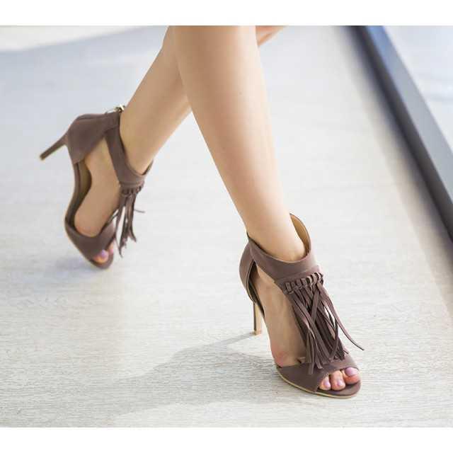 Sandale Zefon Gri