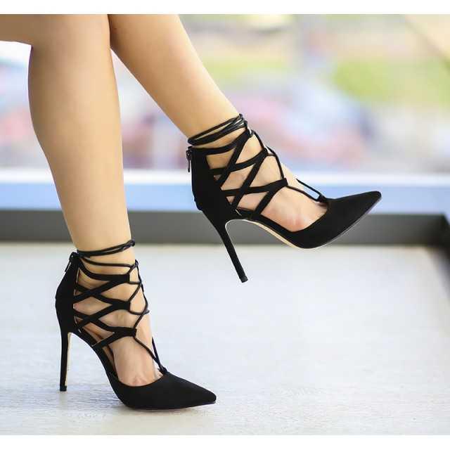 Sandale Eforia Negre 2