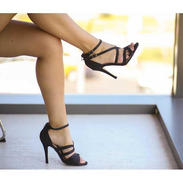 Sandale Mazil Negre