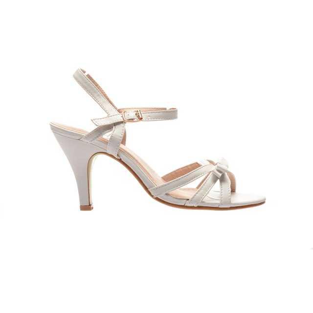 Sandale Proga Albe