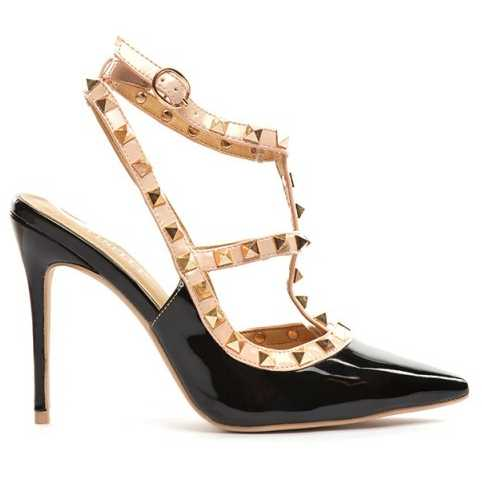 Sandale Syma Negre
