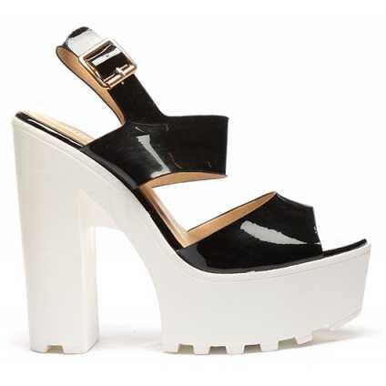 Sandale Katrina Negre