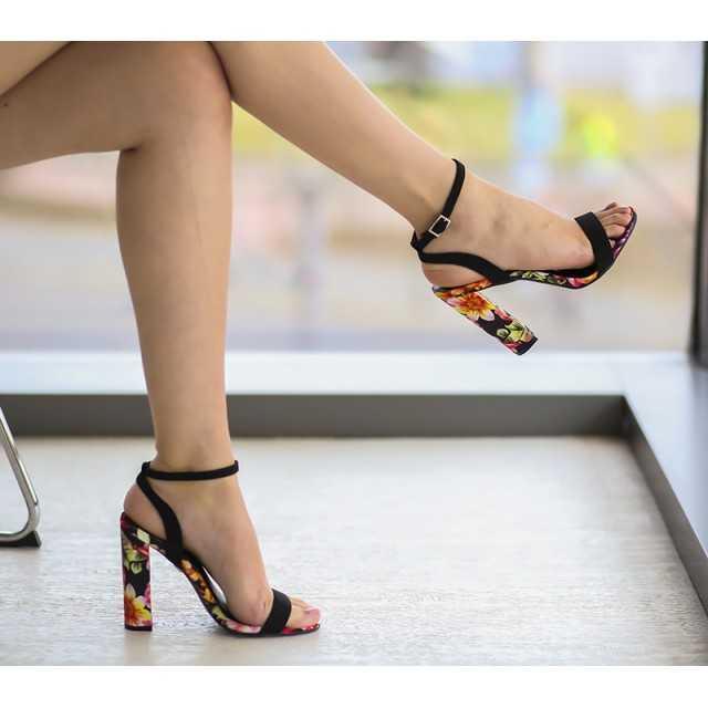 Sandale Vapol Negre